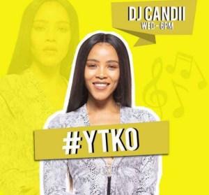 Dj Candii - YFM GQOMNIFICENT Mix 2019-10-02